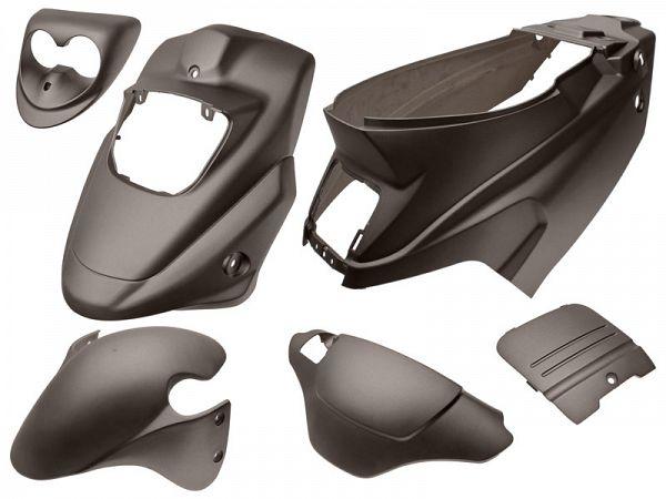 Shield set - Food gray, 6 parts