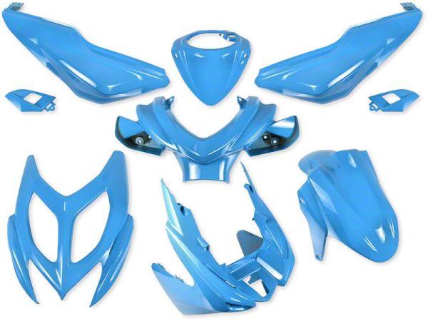 Shield set - Iceblue, 9 parts