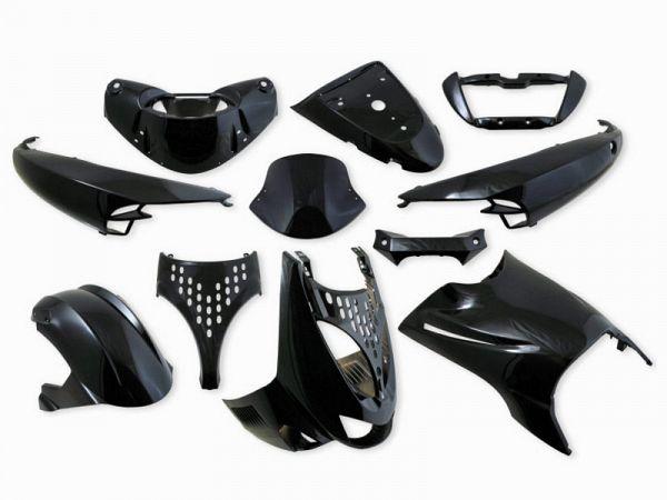 Shield set - Metal black