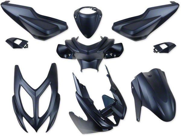 Shield set - Midnight blue, 9 parts