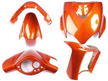 Shield set - Orange