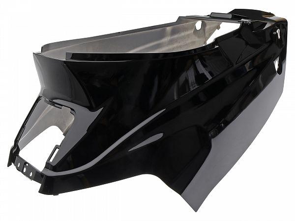Shield under seat - metal black
