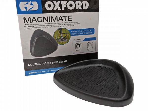 Side stand plate - Oxford MagniMate