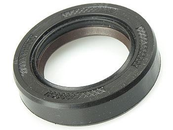 Simmer ring at crank, left