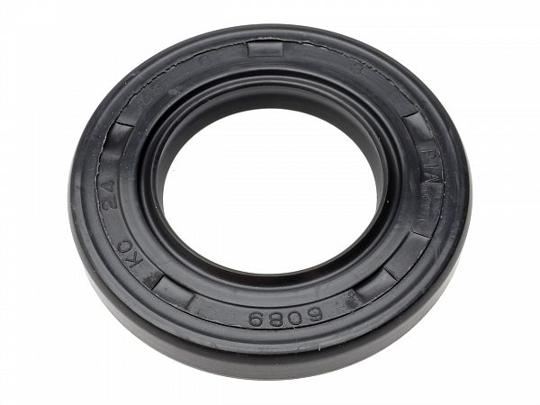 Simmer ring for crankshaft, left, extreme - original