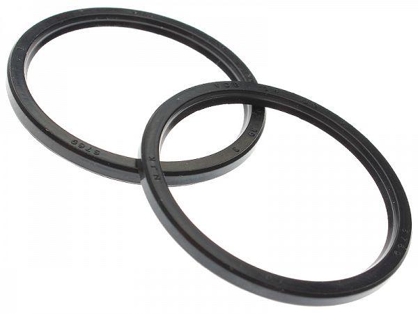 Simmer rings for Malossi MHR Overrange pulleys