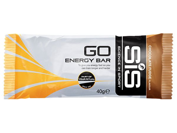 SiS GO Energy Chocolate Fudge Bar, 40g