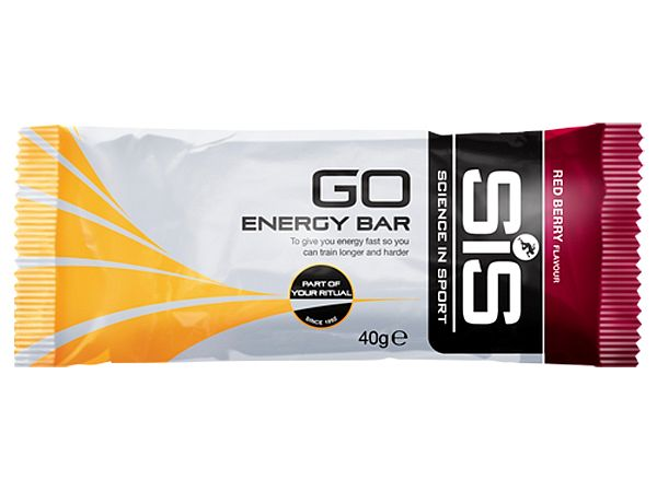 SiS GO Energy Red Berry Fudge Bar, 40g