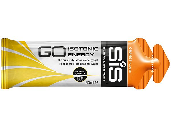 SiS GO Isotonic Appelsin Energy Gel, 60ml
