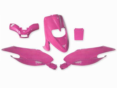 Skjoldsæt - Pink