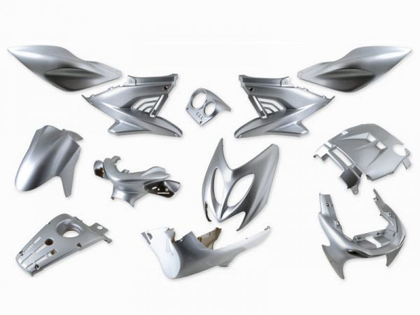 Skjoldsæt - Sølv