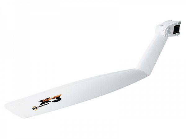"""SKS X-Tra-Dry Bagskærm til 20-27.5"""" hvid"""