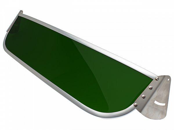 Solskærm til Piaggio Ape 50, grøn