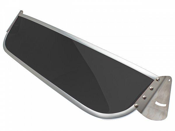 Solskærm til Piaggio Ape 50, røgfarvet