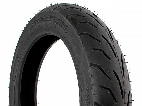 Sommerdæk - Bridgestone Battlax SC - 100/90-14