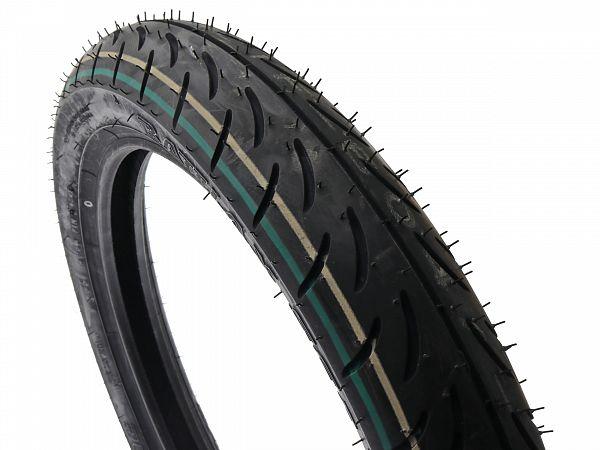 Sommerdæk - Bridgestone Battlax SC 80/90-14 (fordæk)