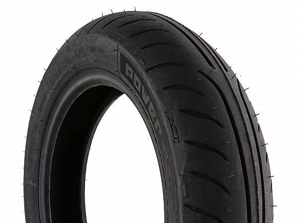 Sommerdæk - Michelin Power Pure - 120/80-14