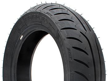 Sommerdæk - Michelin Power Pure - 130/70-12