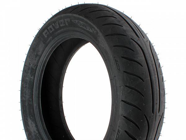 Sommerdæk - Michelin Power Pure, 150/70-13