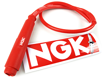 Spark Plug Cable - NGK 4T silicone