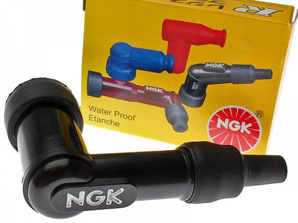 Spark Plug - NGK 2T, 5 ohm