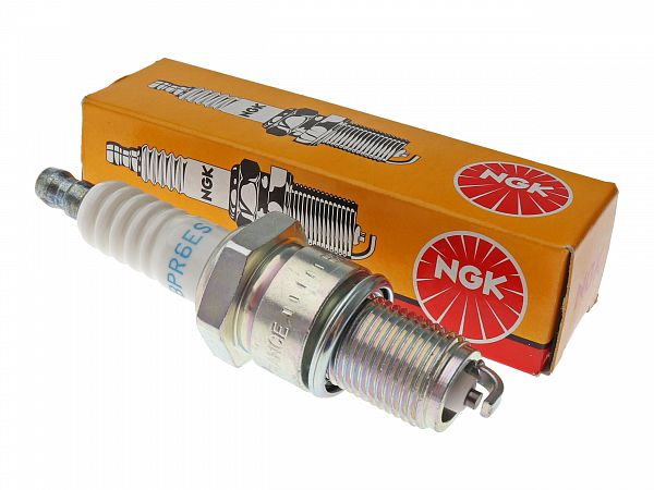 Spark Plug - NGK 2T, BPR6ES