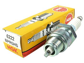 Spark Plug - NGK 2T, BR4HS