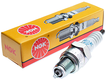 Spark Plug - NGK 4T, CR6HSA
