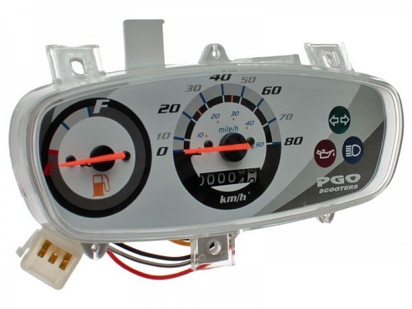 Speedometer analog - originalt