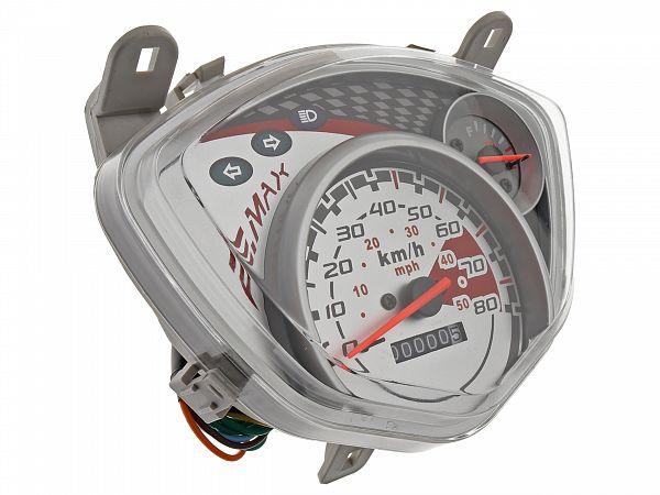 Speedometer, komplet - standard OEM