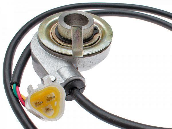 Speedometerdrev og kabel - originalt