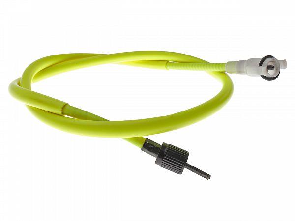 Speedometerkabel - Doppler - gul