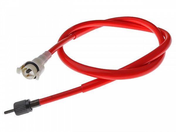 Speedometerkabel - Doppler - rød