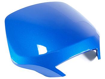Spoiler by steering shield - blue