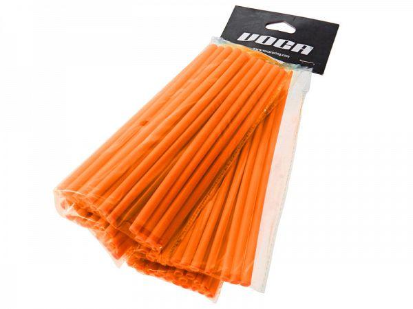 Spoke Skins, orange