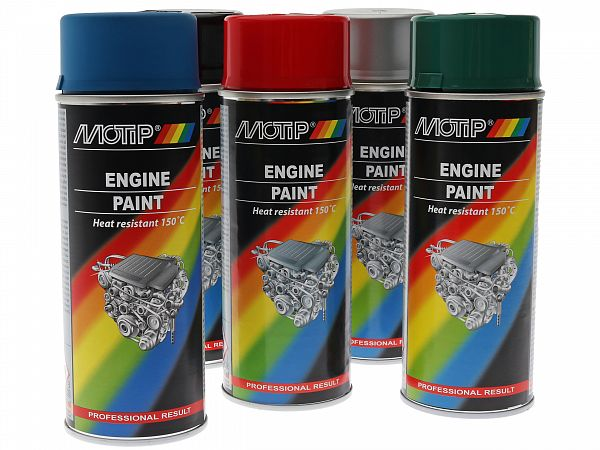 Spray Paint - Engine Paint - MoTip