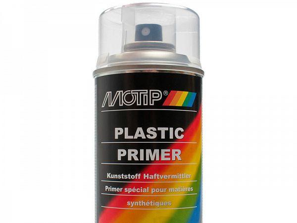 Spray Paint - MoTip Plastic Primer, 400ml