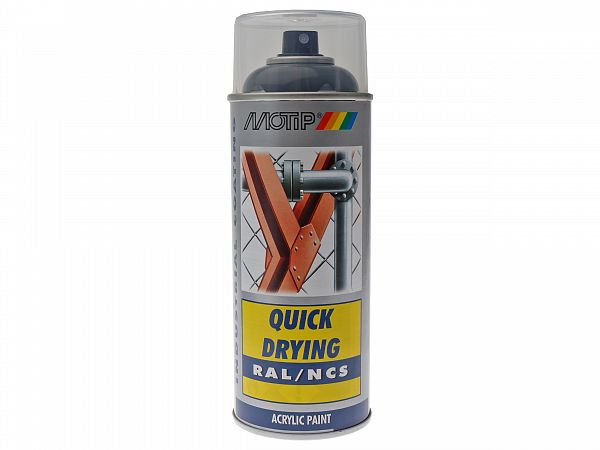 Spray paint - MoTip Ral, 7016 high gloss anthracite gray, 400ml