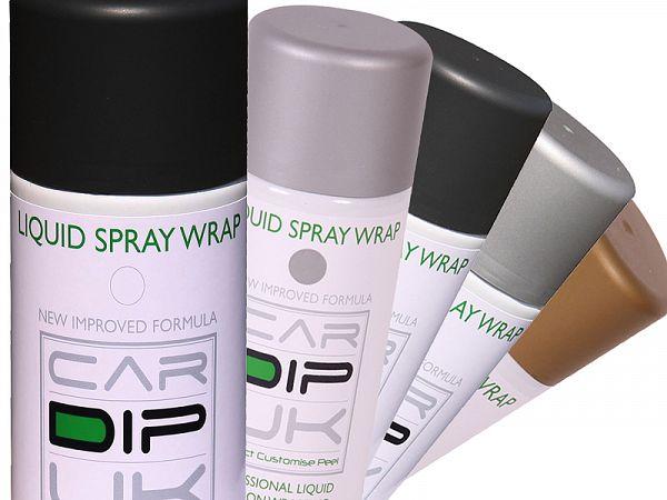 Sprayfolie - Spraywrap Metal