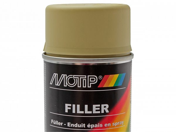 Spraymaling - MoTip Filler, 400ml