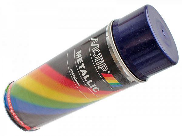 Spraymaling - MoTip Pro, metallic lilla