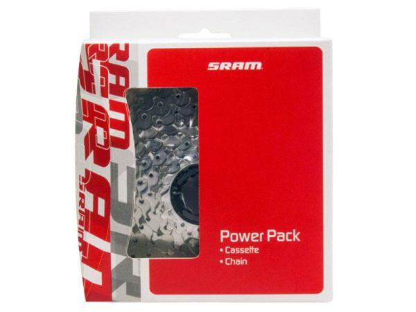 Sram PG-1030 Kassette, 11-36T / PC-1031 10-Speed Kæde