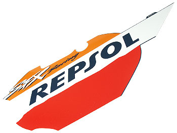 Staffering - SFX Repsol, venstre side - original