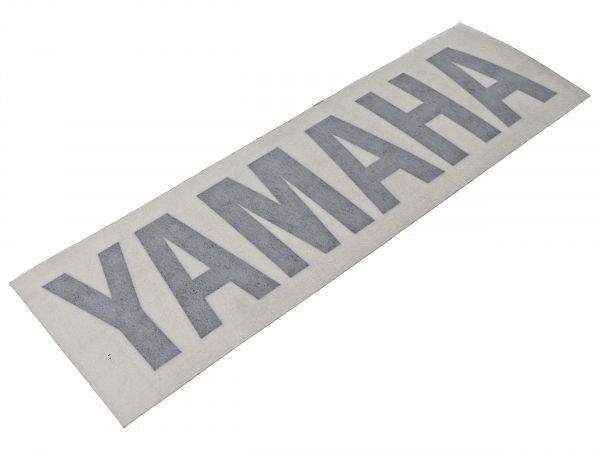 Staffering - Yamaha - 16x4 cm, sort