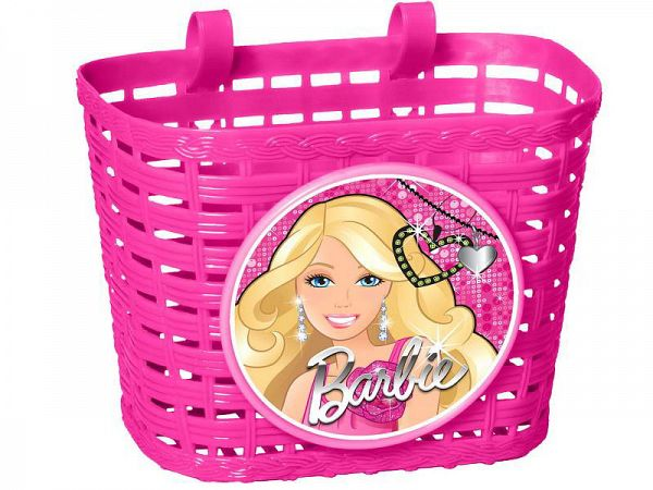 Stamp Barbie Børnecykelkurv
