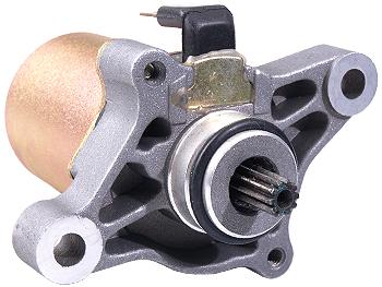 Starter motor