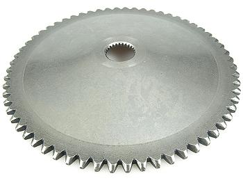 Starterhjul ved variator - standard