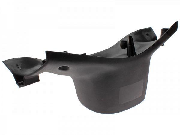 Steering shield at the bottom - black - original