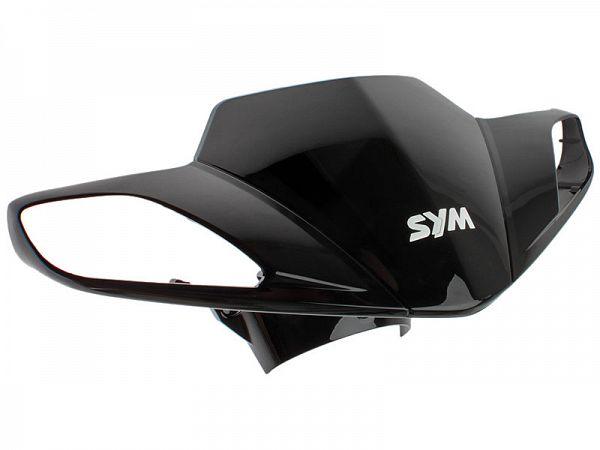 Steering shield - black - original