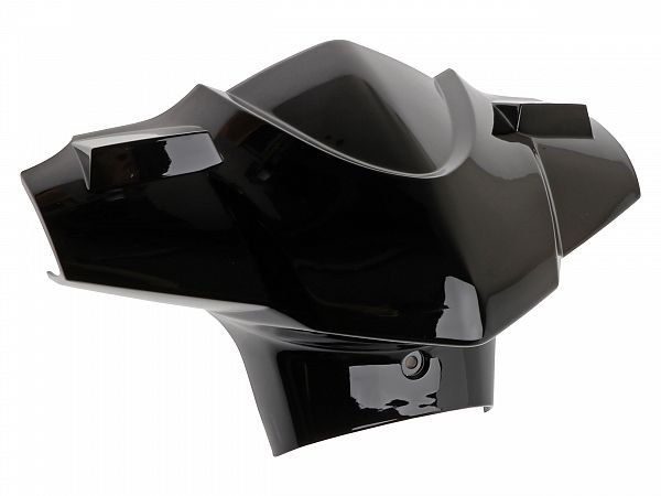 Steering shield, black - standard OEM